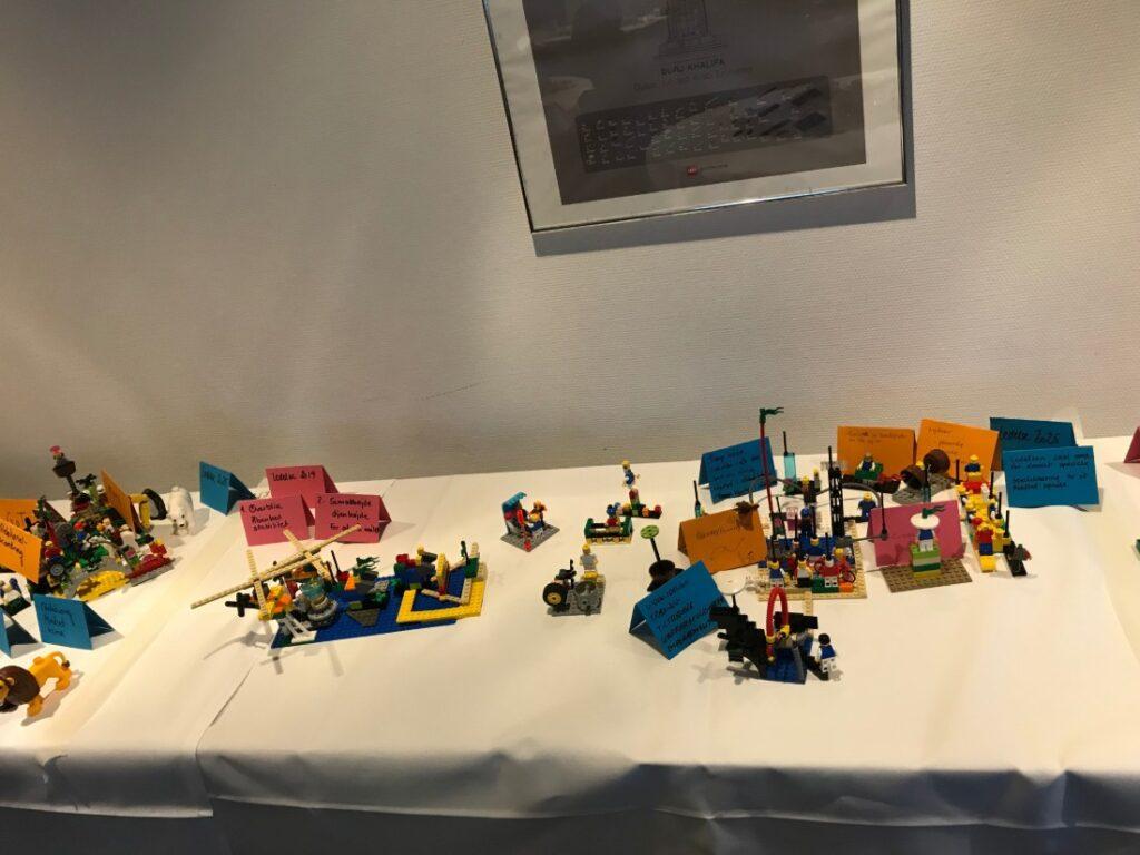 Lej med lego under kursus 2