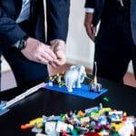 Lederudvikling med lego