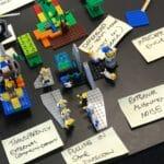 Projekt coaching med legoklodser er sjovt